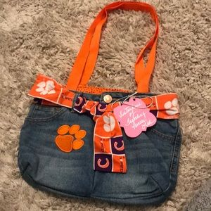 Handbags - New Clemson Jean Purse